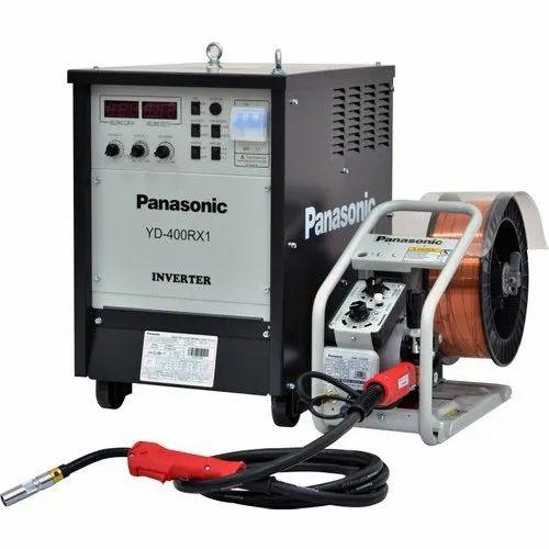YD-400RX1 Panasonic Inverter Welding Machine