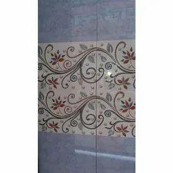 Digital Gloss Ceramic Bathroom Tiles, Thickness: 10-15 mm