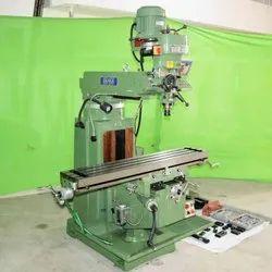 Banka M4A Vertical Milling Machine