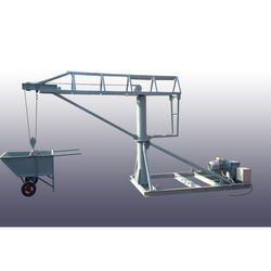Monkey Crane Hoist Machine