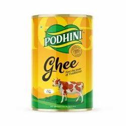 5 Kg Podhini Cow Ghee