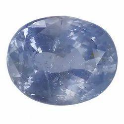 Oval - Cut Eye Clean Natural Ceylon Blue Sapphire
