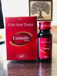 CANTOLIC (Folic Acid drops )