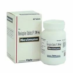 Nevirapine 200 mg Tablets