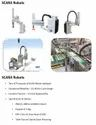 Smart Material Handling Through Mobile Robot Automation