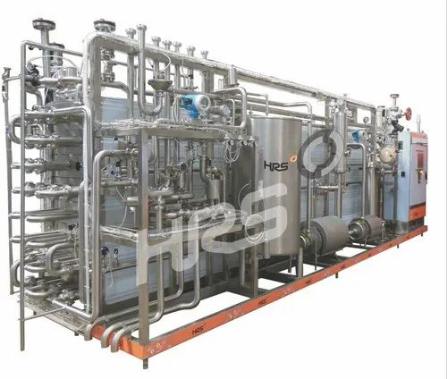 Beverage Processing Plant
