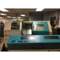 Storm MBF 1000 CNC Turning Center