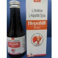 L Ornithine L Aspartate Syrup
