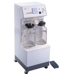 Technocare Medisystems High Vacuum, Portable Suction Machine, for Medical