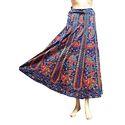 Rajasthani Print Wrap Around Skirts