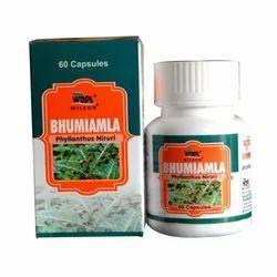 Bhumiamla Phyllanthus Niruri Capsule