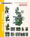 Square Head Turret Milling Machine