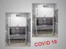 COVID 19 Bio safety cabinet