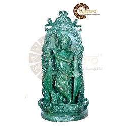 Marble Krishna Statue in Mumbai, मार्बल से बनी कृष्ण