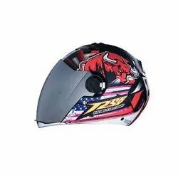 Fiberglass Full Face Steelbird Air Full Helmet, For Ride Bike, Size: L, XL