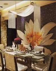 Wall Cladding Decorative Mosaic For House, For Interior