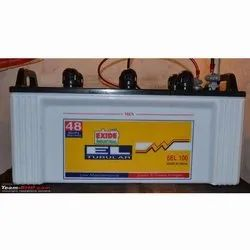 Exide 6EL100 Tubular Batteries
