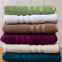 Cotton Plain Luxury Home Terry Bath Towel