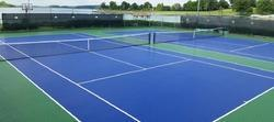 Tennis Court Flooring