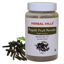 Natural and Herbal Pippali (Long Pepper Root) - 100 gms