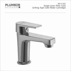 Brass Silver Plumber Bathroom Fittings