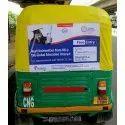 Auto Branding Advertising Service