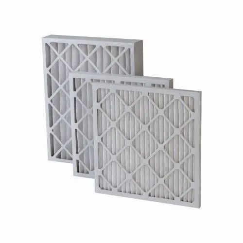 Aluminum HVAC Air Filter, For Industrial Use