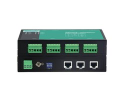 4 Port Ethernet Modbus Gateway