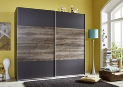 High Glossy Wooden Wardrobes