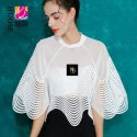 2 Pc Net Top With Inner