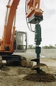 Auger Drive Attachment
