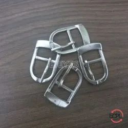 15mm Mild Steel Buckles Nickel