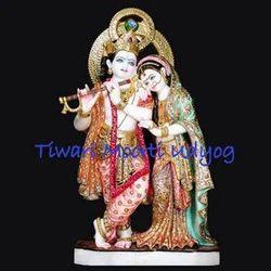 Radha Krishan Statue