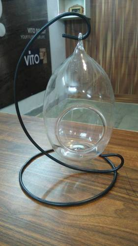 Hanging Terrarium Glass Planters At Rs 280 Piece Glass Terrarium