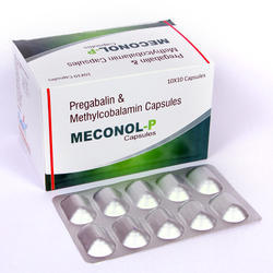 Mecobalamin 750mcg Pregabalin75mg Capsule