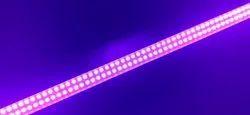 ALUMINIUM Custom UV-C LED STRIP, Plug-in, 24v Dc
