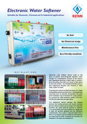 Electronics Water Softener