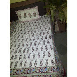 Block Print Cotton Bedspreads