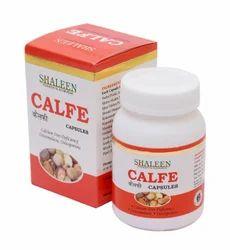 Herbal Capsules For Calcium Iron Deficiency