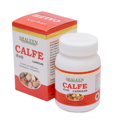 Herbal Capsules For Calcium Iron Deficiency