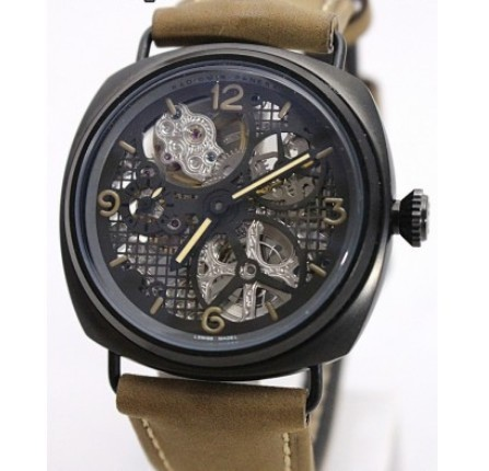 watches black men chronograph leather automatic watch s paneraiwatches jomashop luminor dial panerai
