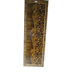 Laminated Decorative Digital Printed PVC Door, Features: Waterproof, for Home
