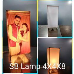 4x4x8 SB Lamp
