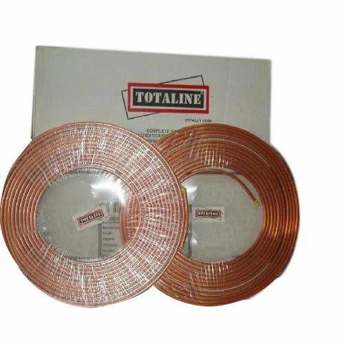 Air Conditioner Copper Pipe at Rs 220/feet   Maharana Pratap Nagar    Bhopal  ID: 17620623862