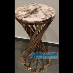 Stainless Steel Colour Coated Tables