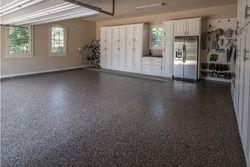 Residential Floor Coatings Service