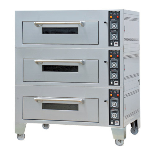 Stainless Steel Portable Bakery Oven