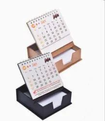 Cube Pad Table Calendar