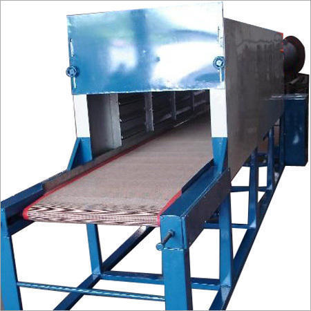 Tray Oven Dryer & Continuous Conveyor Dryer - Continuous