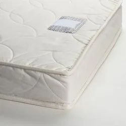 GM White Cot Mattress, Size/Dimension: 135 X 190 Cm, Thickness: 9 Inch
